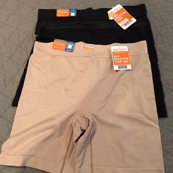 f741da358212 Warners Intimates & Sleepwear | Sleek Short 8xl 2 Pr | Poshmark